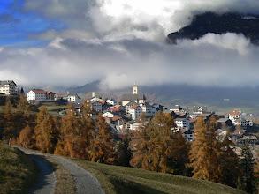 Photo: Graubünden, Stierva - 08.11.07
