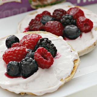 Berry Cheesecake Thins.