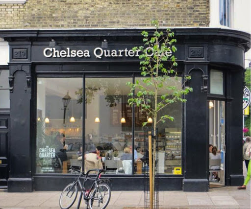 Restaurants and Cafes in Chelsea