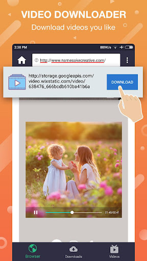 Video downloader screenshots 1