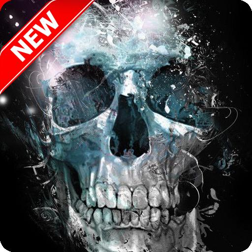 Skull Wallpaper file APK for Gaming PC/PS3/PS4 Smart TV