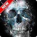 Skull Wallpaper icon