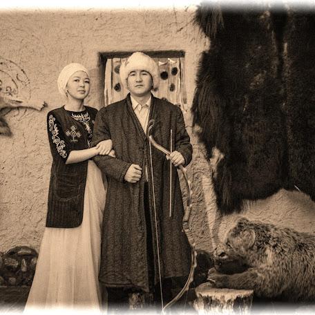 Wedding photographer Kubanych Moldokulov (moldokulovart). Photo of 07.01.2018