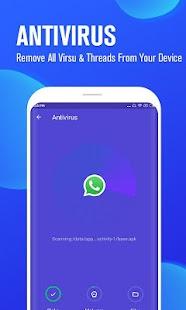 Alibaba Master - Cleaner, Call Recorder & App lock Screenshot