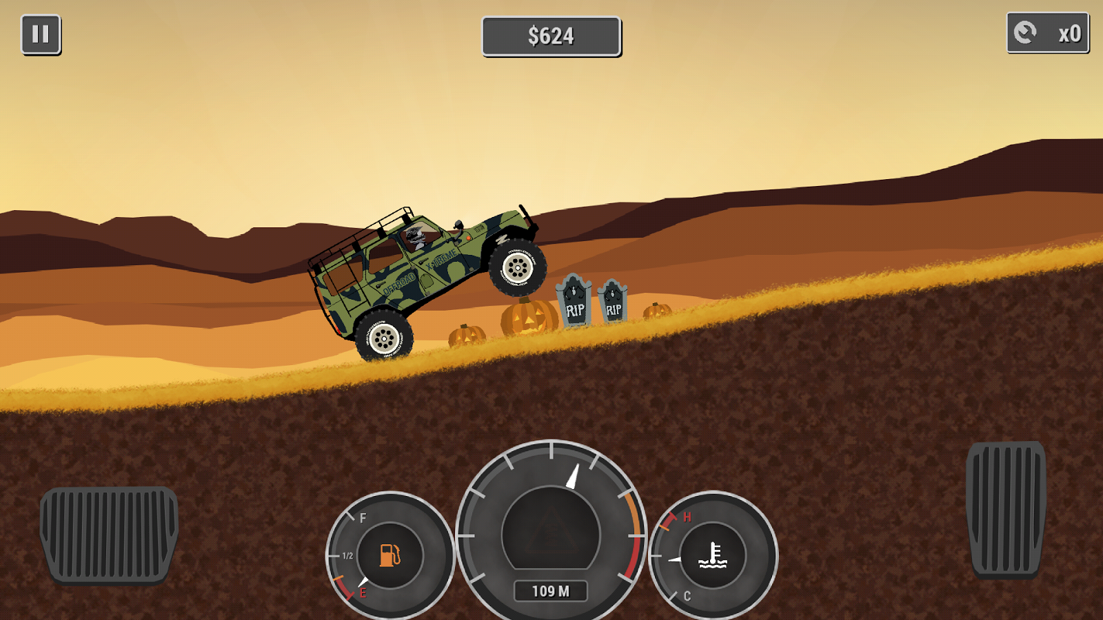 Extreme Offroad Racing Game- screenshot