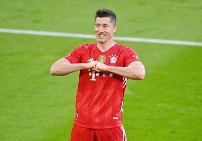 Lewandowski dans la légende, suspense maximal dans le bas du classement !