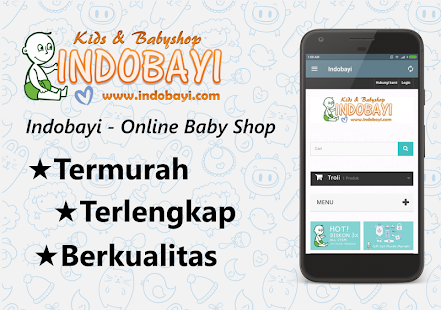 Indobayi - Online Baby Shop- gambar mini screenshot