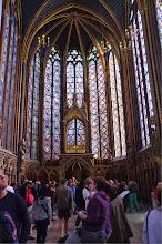 Photo: Paris - Sainte Chapelle