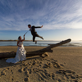 Get Back Here!!! by Sarah & Brendon McLeod - Wedding Other