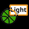 Basketball Score Light icon