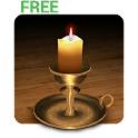 3D Melting Candle Free