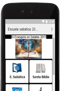Escuela Sabatica 2017 - náhled