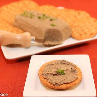 Chicken Liver Pate (Pate Gan Ga).