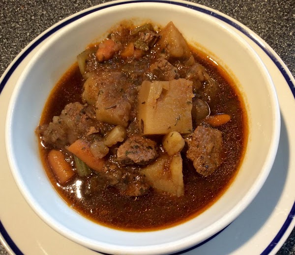 Irish Pub Beef Stew Recipe