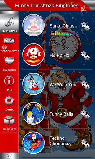 Funny Christmas Ringtones screenshots 2