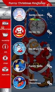Zábavné Vánoční Vyzvánění - náhled