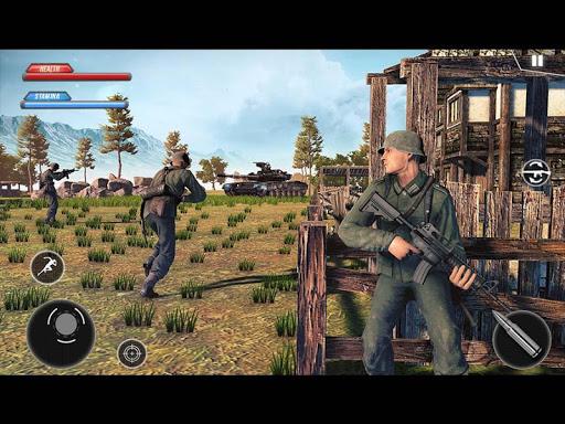 WW2 US Army Commando Survival Battlegrounds 1.6 screenshots 17
