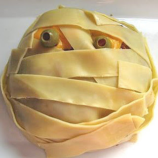 Mummy Meat Loaf