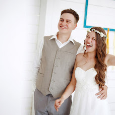 Wedding photographer Darya Garnik (dariazu). Photo of 15.05.2016