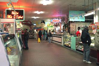 Photo: Hollins Market interior