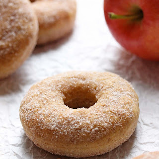 Baked Apple Cider Doughnuts Recipes