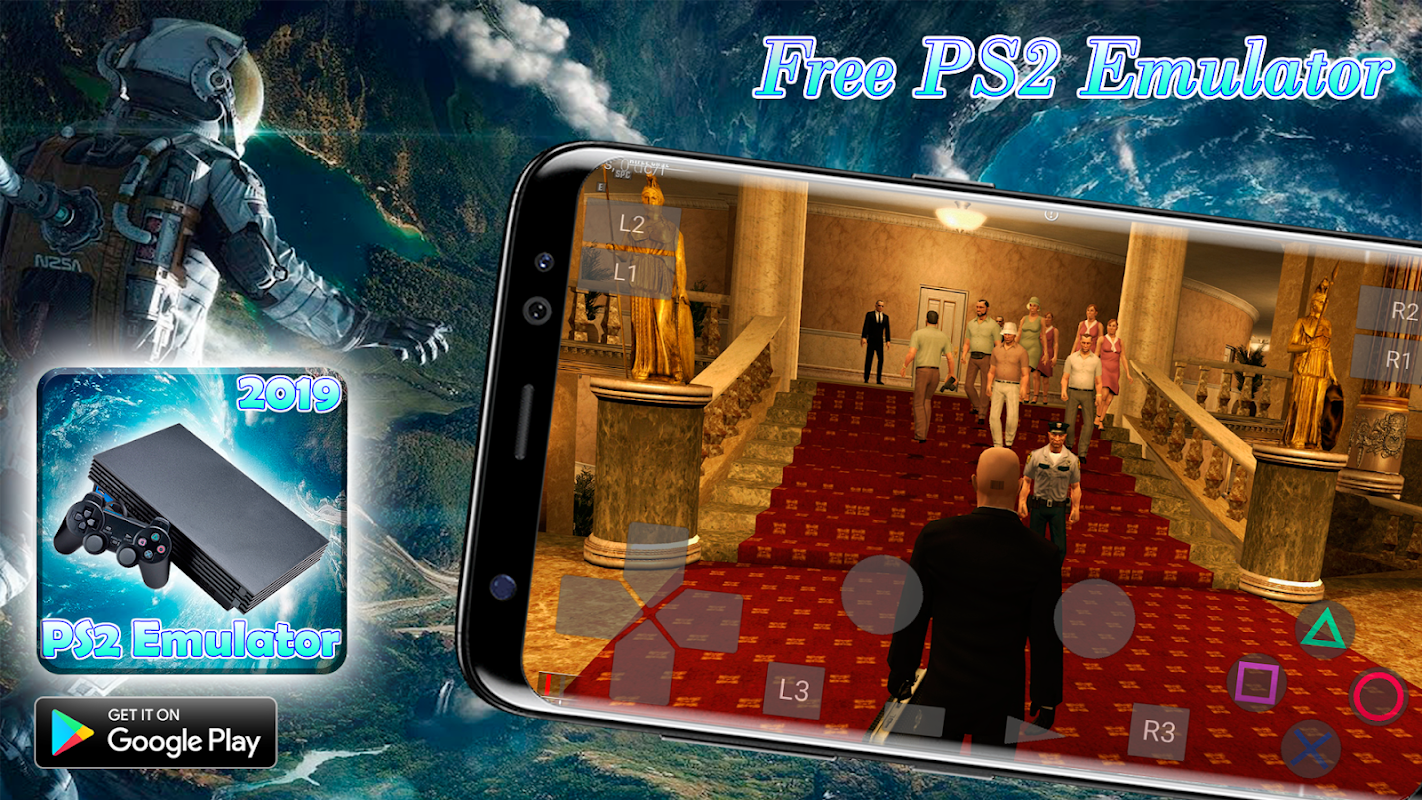 Free Pro PS2 Emulator Games For Android 2019 screenshots