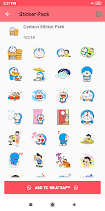 Cartoon Stickers for Whatsapp – WAStickerApps App Download For Android 3