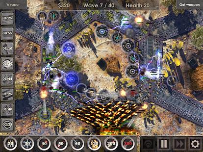 Defense Zone 3 HD Screenshot
