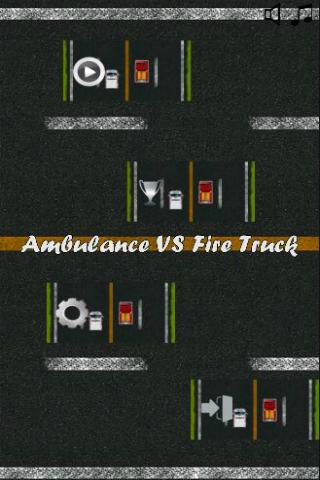 Ambulance VS Fire Truck