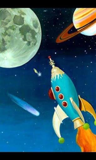 Rocket VS Meteor