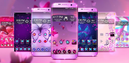 Butterfly Launcher Themes app (apk) free download for Android/PC/Windows screenshot