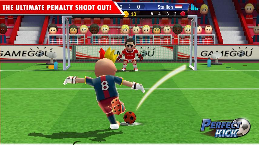 Perfect Kick - Football - screenshot