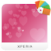 XPERIA™ Pink Hearts Theme icon