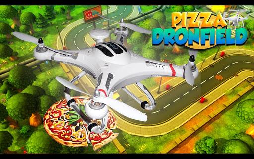 Télécharger gratuit Drone Pizza Home Deliver online APK MOD 2