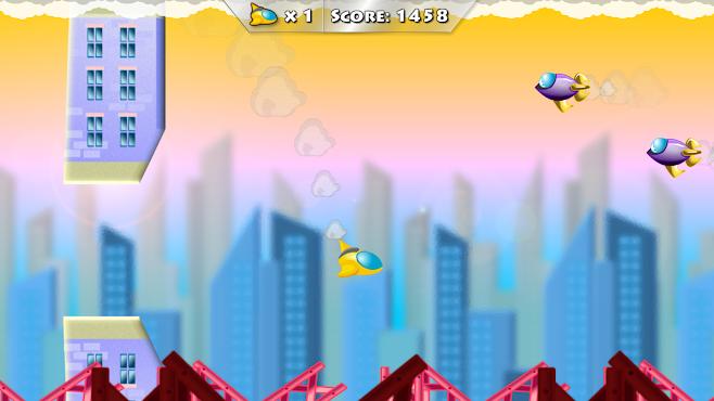 Flappy Airland v1.0 [Mod Lives]