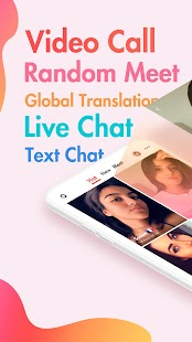 MeowChat : Live video chat & Meet new people Screenshot