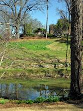 Photo: Mansion Across Pond
