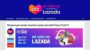 Magiamgialazada.vn cung cấp mã giảm giá miễn phí
