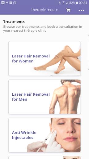 Therapie Clinic 1.0.3 screenshots 1