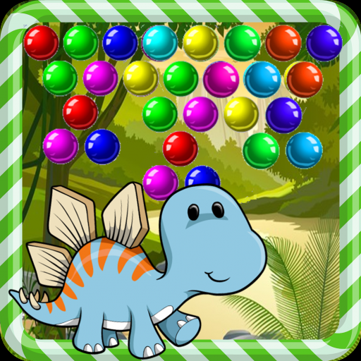 Dinosaur Bubble Mania