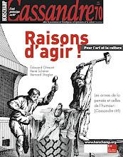 Photo: © Olivier Perrot Couverture Cassandre 70 www.horschamp.org