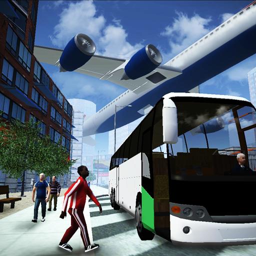 机场巴士驾驶员2016年 模擬 App LOGO-APP開箱王