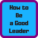 How to Be a Good Leader icon