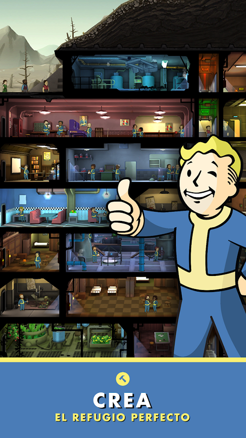 Fallout shelter play now - 77