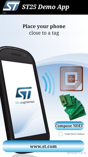 ST25 NFC Demo