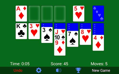 Solitaire- screenshot thumbnail