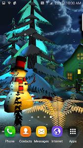 Fantasy Winter Live Wallpaper v1