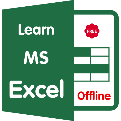 Learn MS Excel offline1.1.1