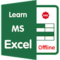 Learn MS Excel offline icon