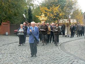 Photo: Wieze, procession en l'honneur de Sainte-Gertrude